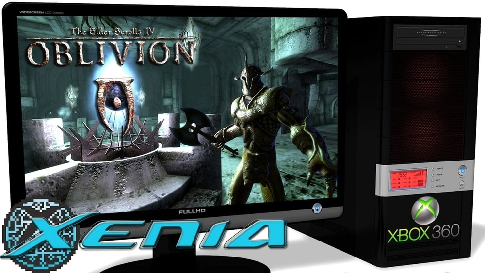 Xenia emulator for PC