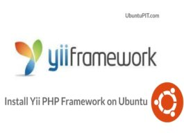 install_yii_php framework on Linux