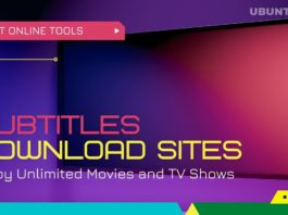 Best Subtitles Download Sites for Movie and TV Shows