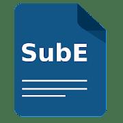 SubE, subtitle apps