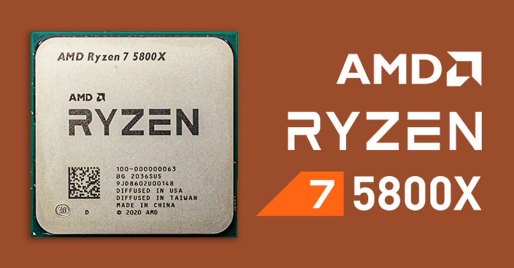 AMD Ryzen 7 5800X, best processor for gaming